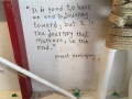Another Quote - Ernest Hemingway - Dolphin House