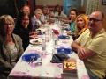 Dinner at the Posada