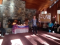 Speaking at Fall Retreat - October 2014